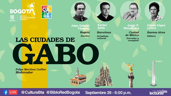 Ciudades Gabo