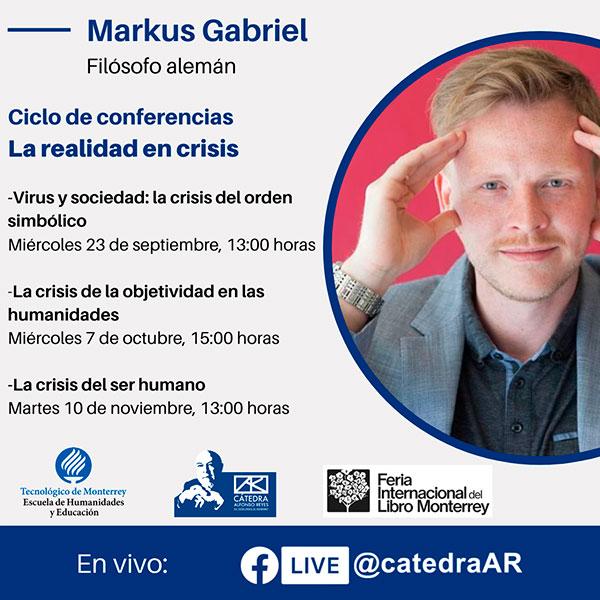 markus-gabriel-Catedra-Alfonso-Reyes