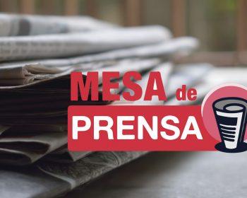 Destacada Mesa Prensa