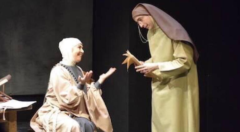 El Olimpo de Sor Juana