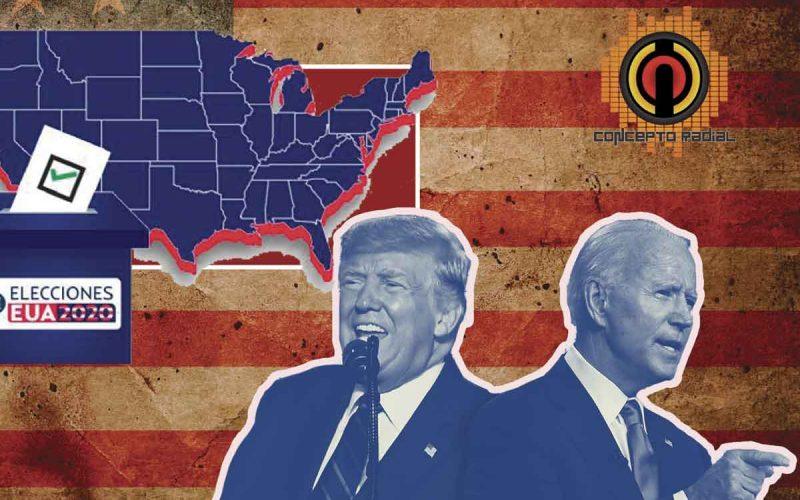 Mesa Elecciones EUA 2020
